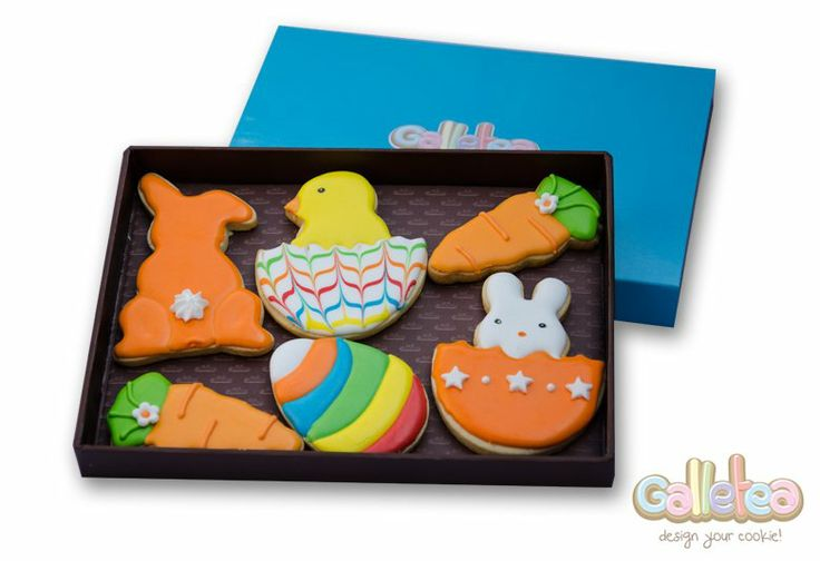 Pack especial Pascua en color naranja:http://www.galletea.com/galletas-decoradas/