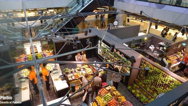 Madrid - Mercado de San Antón