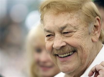Jerry Buss, Los Angeles' Lakers Owner, dies at 80
