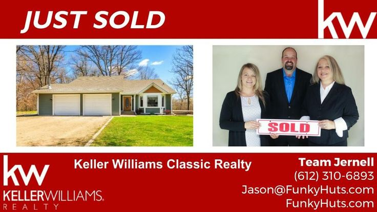 Just Sold! Stacy, MN 55079 Presented by Team Jernell-Keller Williams Classic Realty