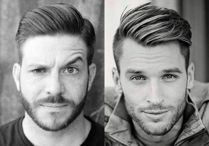 Cool Widows Peak Hairstyles For Men | Hairdrome.com