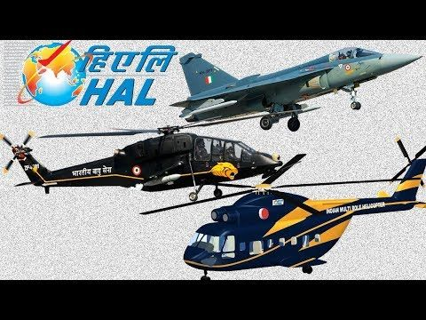 This video shows you that HAL On The Verge Of Completing Major Helicopter Aircraft Programs. Barring the Light Combat Aircraft (LCA) Tejas, all major helicopter and aircraft manufacturing programs by India's state-run Hindustan Aeronautics (HAL) are on the verge of completion. HAL has so far m...