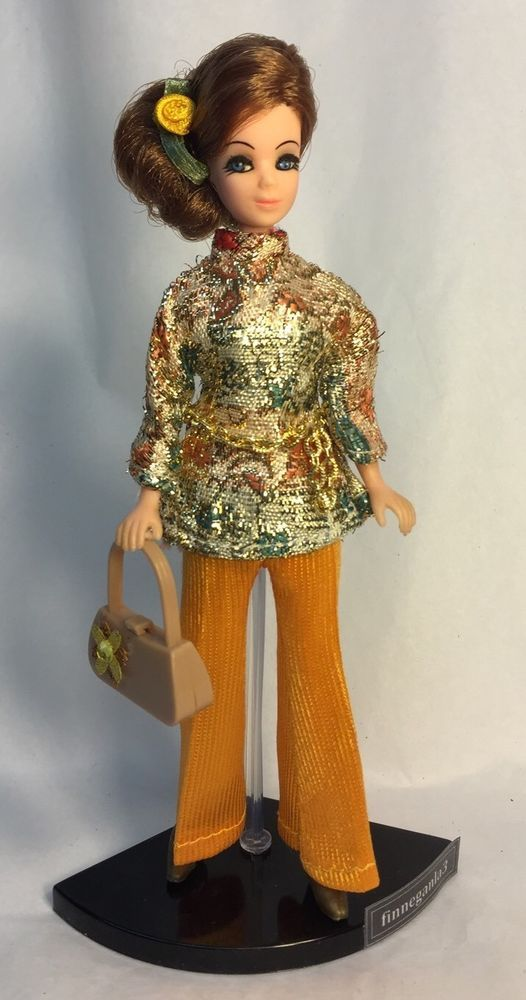 Vintage Topper Dawn Doll Majorette Connie In Dawn Size Vintage Fashion