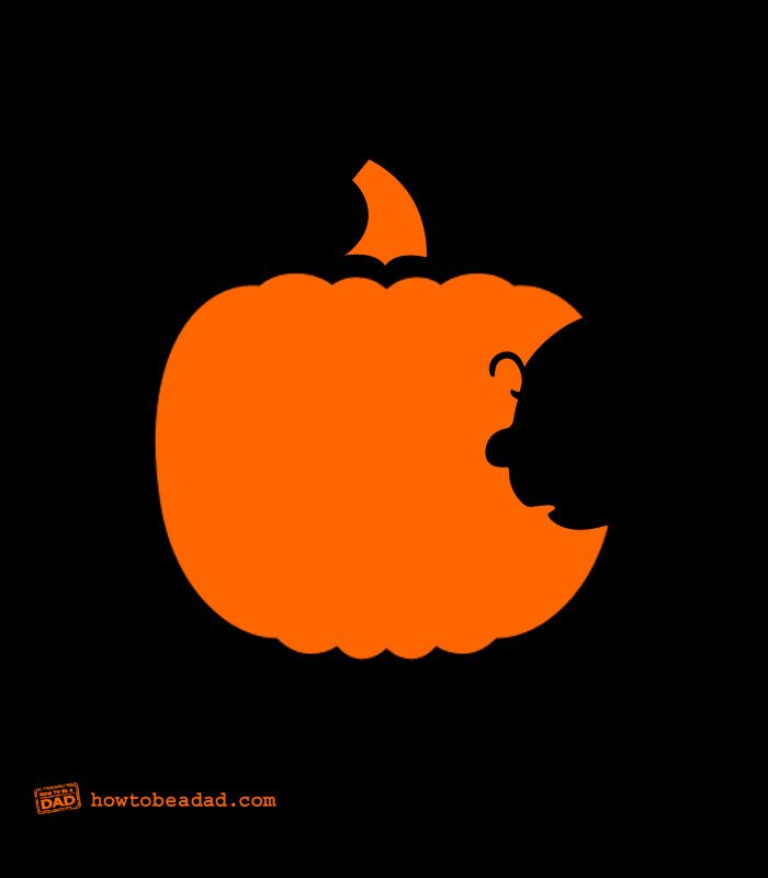Charlie Brown Halloween Great Pumpkin Memorial Logo -- read more, click the image!