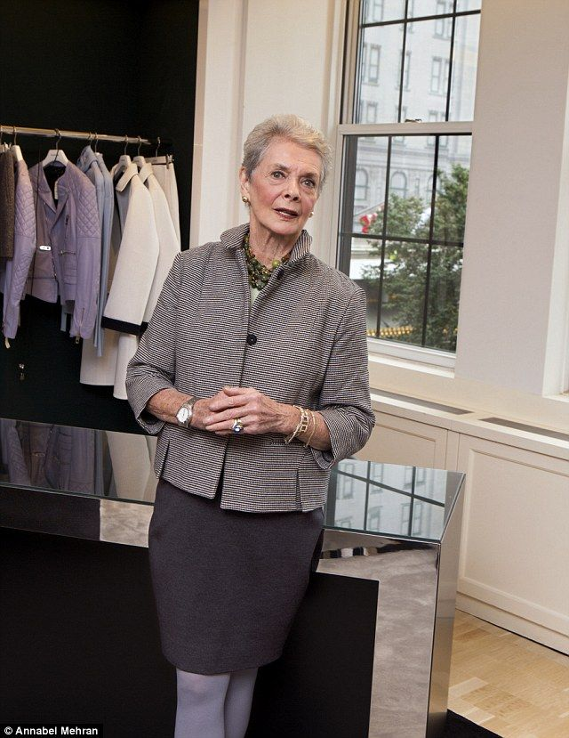 """""""Betty Halbreich has been solving the fashion crises of stars and socialites at New York's Bergdorf Goodman for three decades."""""""