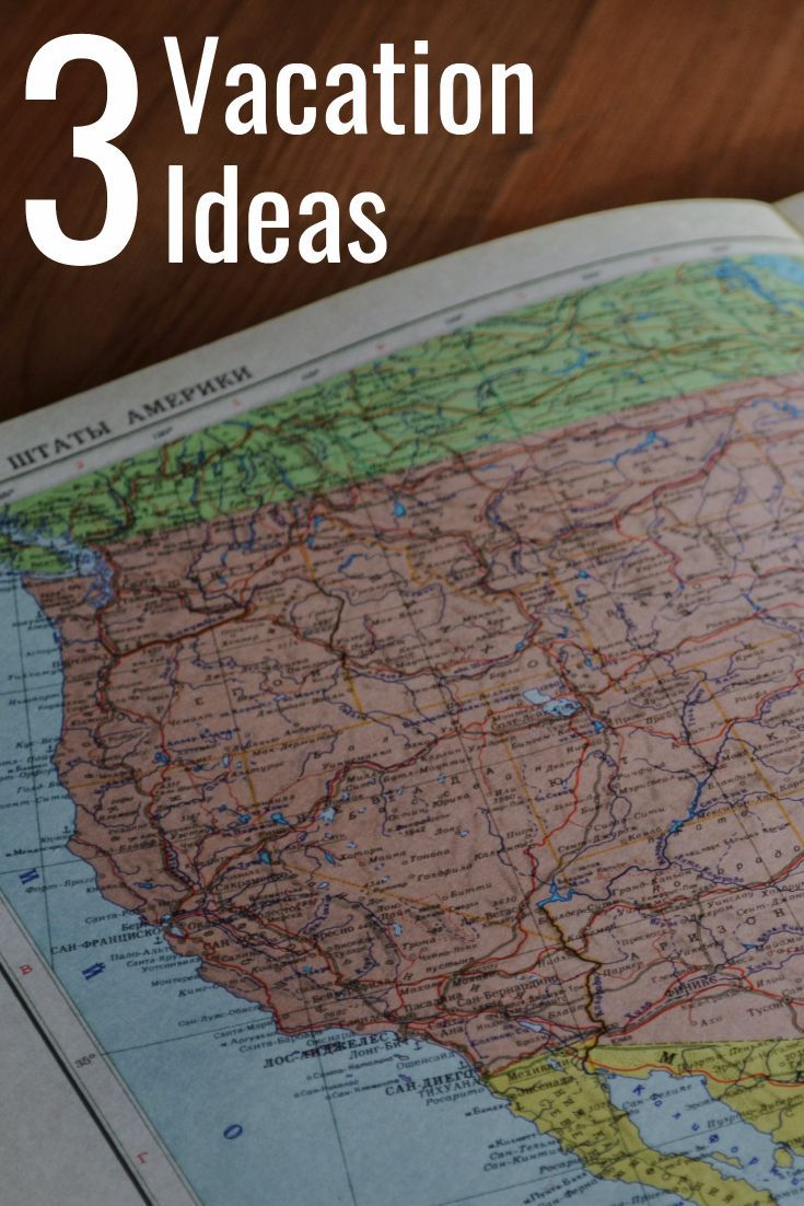 3 Vacation Ideas with the USA 411
