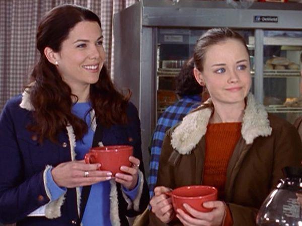 Las Chicas Gilmore.