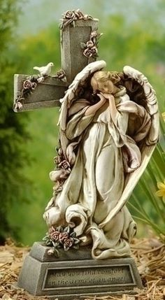 Memorial Angel Statue May You Find Comfort In the Arms of An Angel – Beattitudes Religious Gifts