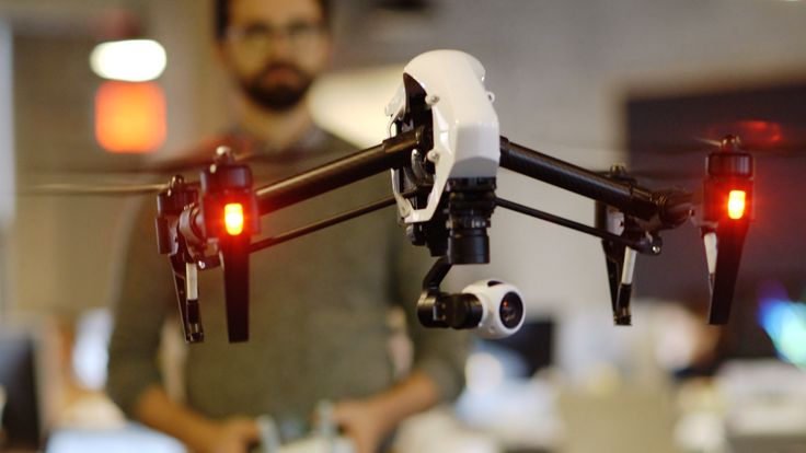 The DJI Inspire One is the coolest drone I've ever seen --The power of a Hollywood-caliber drone in a smaller, more affordable package --By Ben Popper on November 12, 2014
