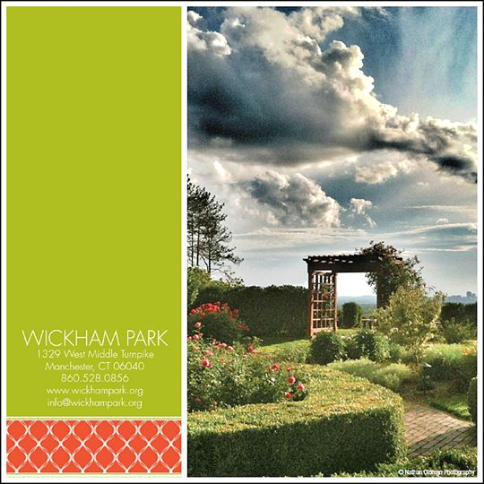 Wickham Park In Manchester Connecticut Has Beautiful Gardens And Is Very Affordable It Was Voted The Wedding Venue By Experts