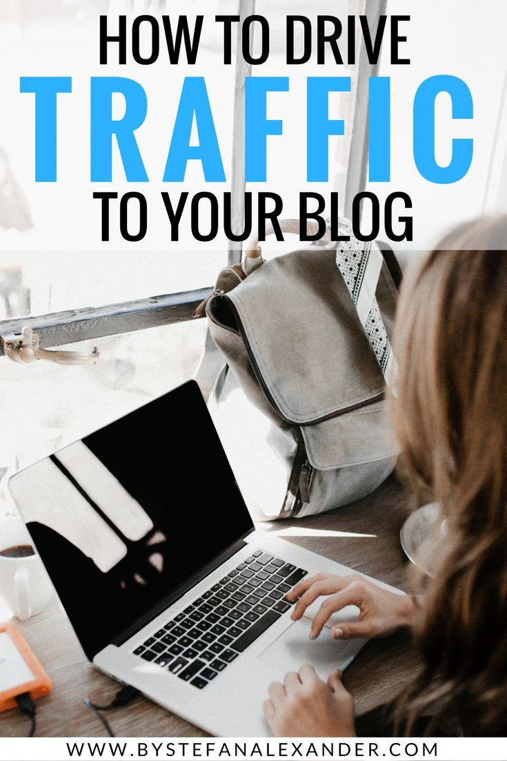 Did you just start blogging and you're wondering how to get traffic to your new blog? In this post I share with you some of my best blog traffic tips that you can take advantage of right away. You can use helpful strategy and tactics to start growing your blog traffic and getting more visitors. This is going to help you build up your blog and you'll hopefully be able to start making money blogging with your new and growing audience! #blogging #bloggingtips #blogtraffic