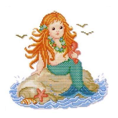 "5. ""Mermaid"" - EMS Fantasy Babies. Saved from dainora33.gallery.ru"