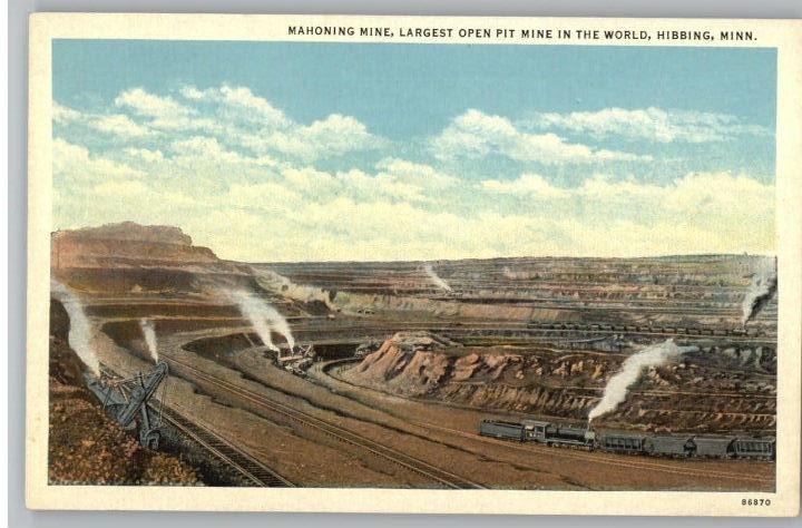 Mahoning Mine .. Hibbing, Minnesota