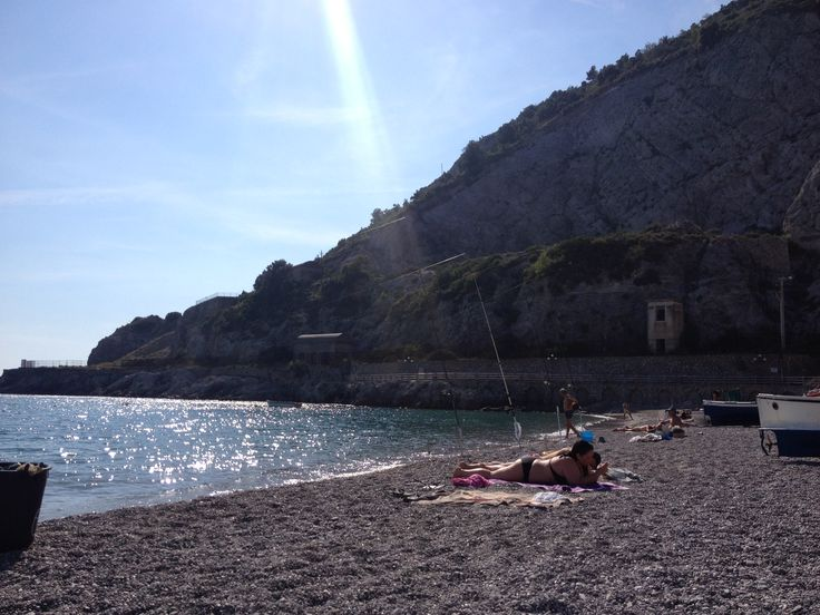 The beaches of Vietri Sul Mare, the southern most town of the Amalfi Coast offer a flatter landscape than many of the other coastal towns, making it ideal for those with limited mobility.