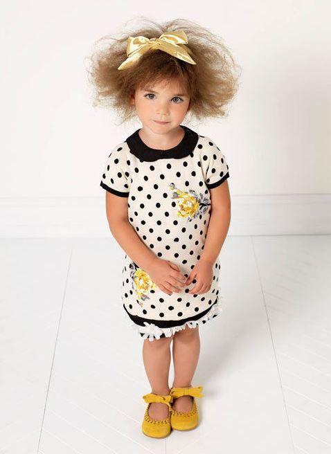 Abbigliamento Neonato Twin Set Simona Barbieri pe 2015