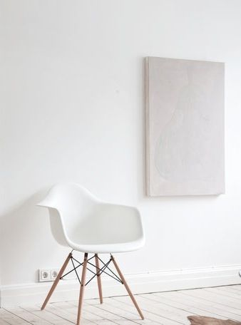 ...: White Chairs, Beds Rooms, Daw Bedrooms, Eames Chairs, Bedrooms Design, Chairs Eames, Design Bedrooms, Bedrooms Stuff, Bedrooms Decor
