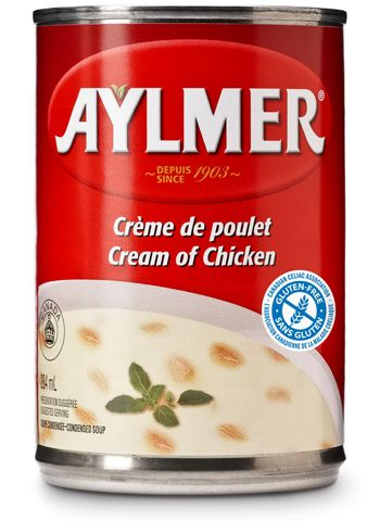 Alymer Gluten Free Cream of Chicken Soup