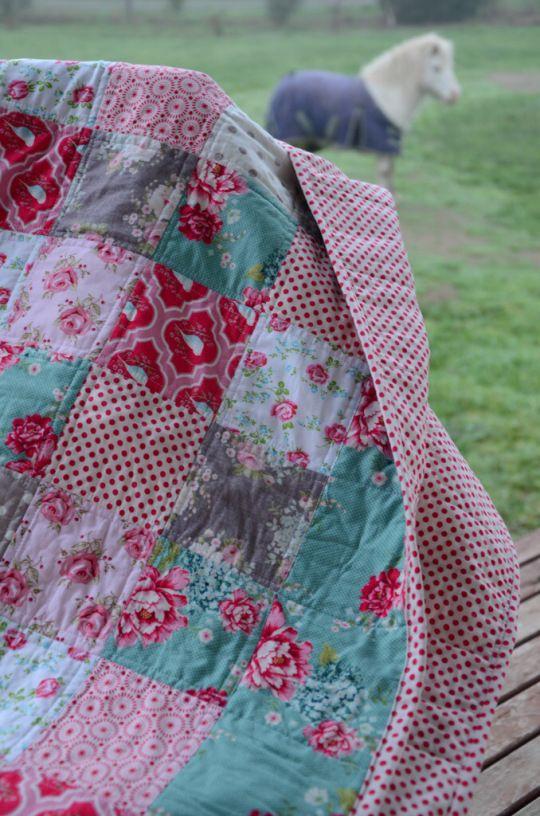 Tilda quilt