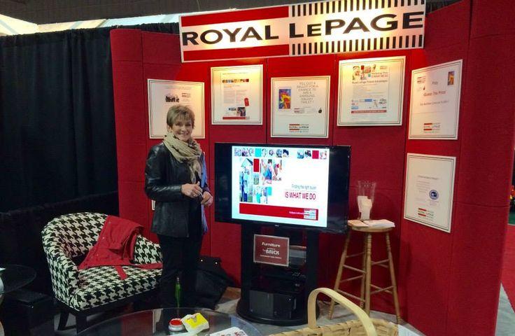 Barb Ginson, Sales Representative   2015 St.Thomas Home Show