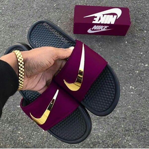 Sandalias Nike #moda | Zapatos nike hombre, Sandalias nike ...