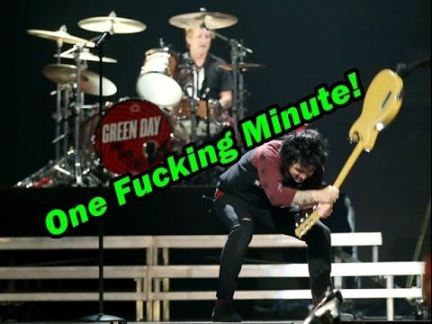 Green Day iHeartRadio 2012 Full Concert HD - YouTube