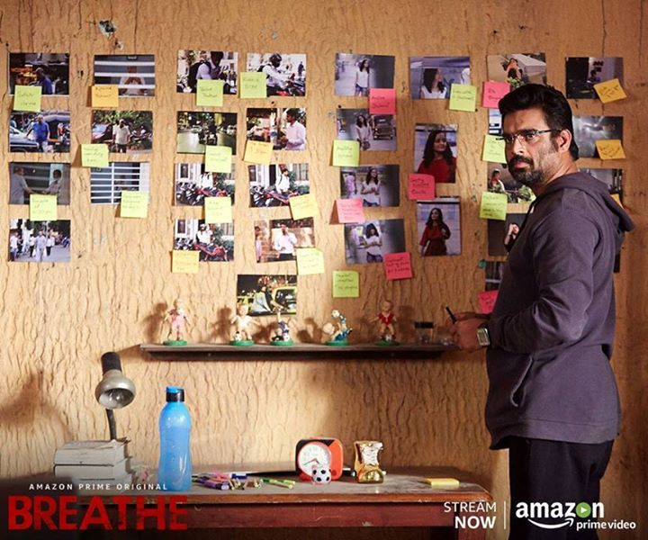 Looking forward to the season finale of Breathe?  Find out how R Madhavan and Amit Sadh  became their characters and more. http://imdb.to/2Cao2nk #share #buy18eshop