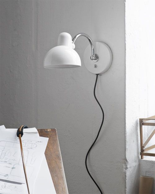 Lamp by Kaiser Idell