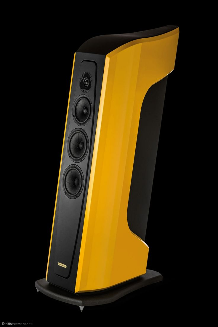 Audio Solutions Vantage Speaker - high-end speaker from Lithuania