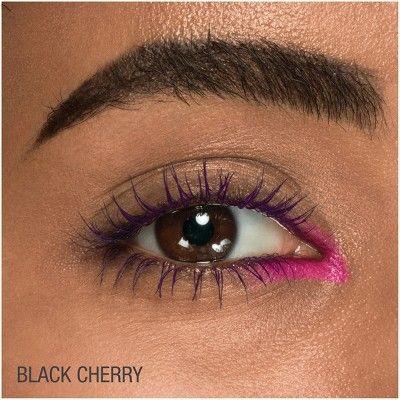 08b71076aba Maybelline Snapscara Washable Mascara 320 Black Cherry - 0.34 fl oz Colored  Mascara, Voluminous Mascara