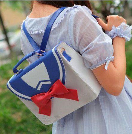 Sailor Moon  Lolita Handbag Leather / Messenger Bag