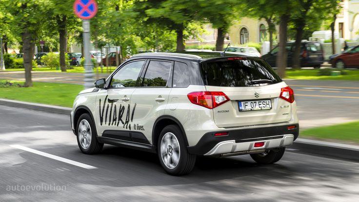 2015 Suzuki Vitara Review - autoevolution