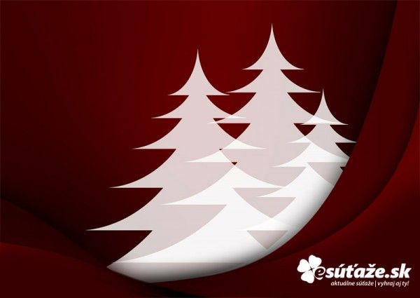 Vyhraj darček pod stromček!