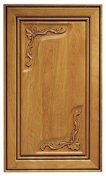 HAND CARVED DOORS craftsman