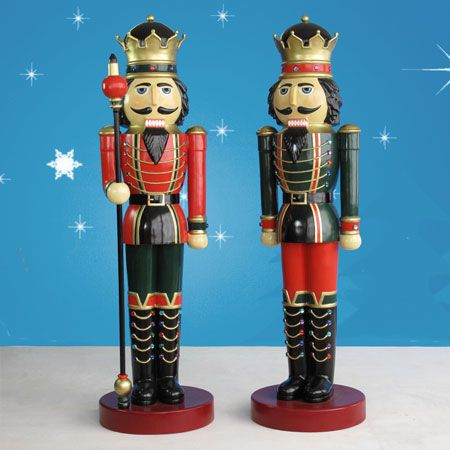 Pin by don henderson christmas night inc on nutcrackers for 4 foot nutcracker decoration