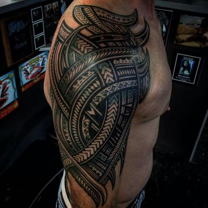 63 best polynesian hybrid tattoos by evan beers kalamazoo