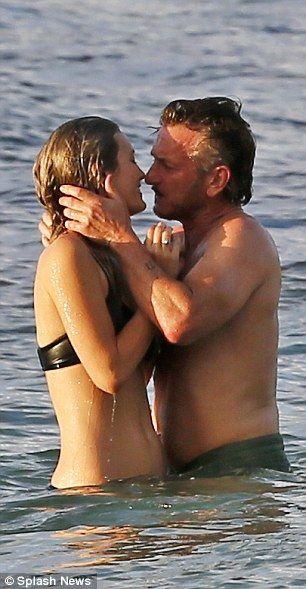 Meet Sean Penn's girlfriend Leila George, daughter of Greta Scacchi | Daily Mail Online