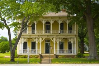 Historic Benjamin Black House, Searcy, Arkansas