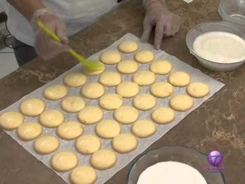 ▶ Espaço Culinária - Receita: Bem Casado - Bloco 3 - 14.09.12 - TV Mundi - YouTube