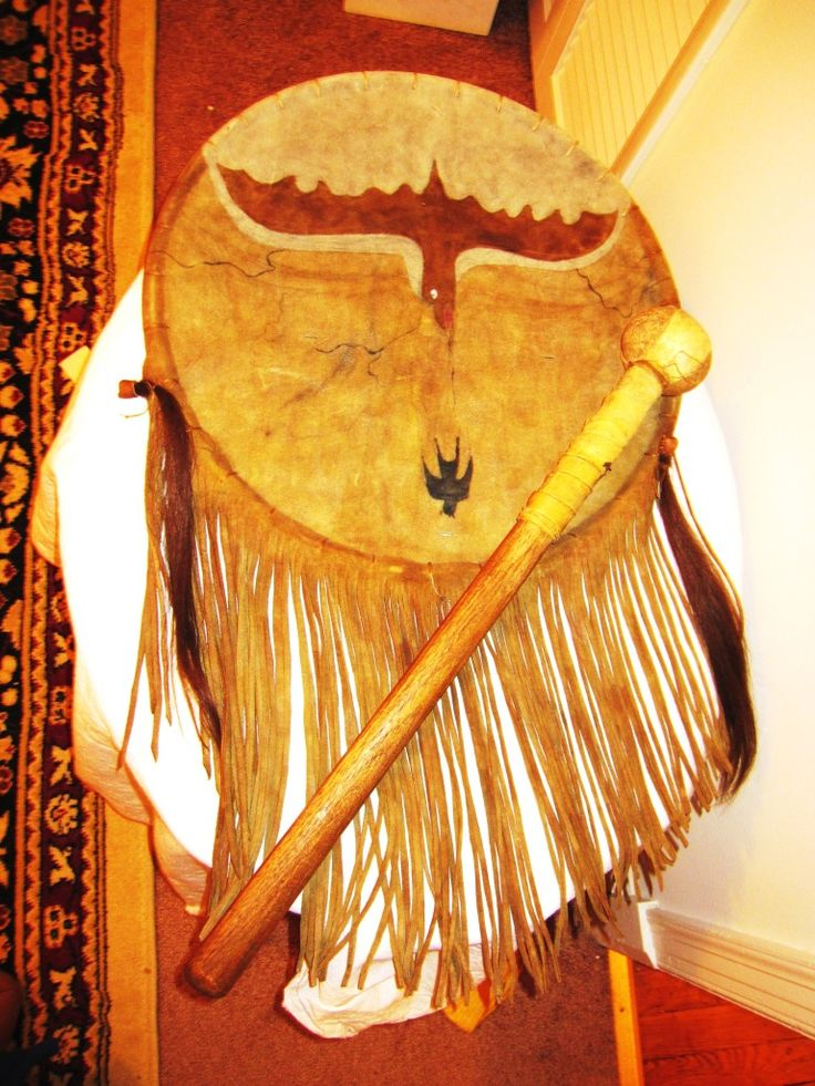 60 best native american drums images on pinterest native for American indian decoration