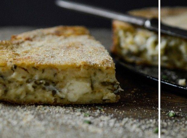 Νόστιμη τραχανόπιτα που μπορείς να φας όλες τις ώρες - Food | Ladylike.gr