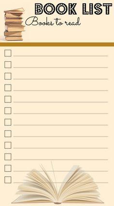 Diese Buchliste gefällt mir persönlich richtig gut und macht Freude, diese zu erweitern :)- Filofax - Personal - Domino - Love - Inserts - To-Do - Lists - Challenges -