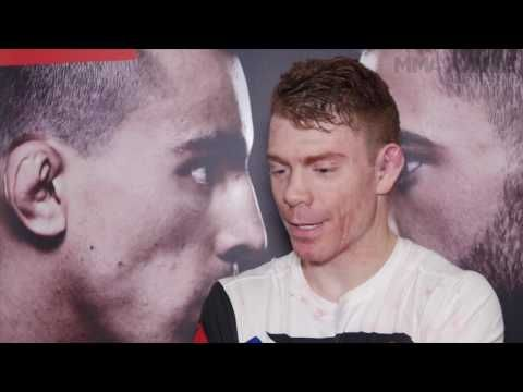 Paul Felder gets the win against tough opponent Joshua Burkman at UFC Fight Night 88