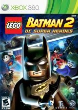 Got to say I am Blown away at how good my 4 year old is at Lego batman 2... I guess it runs in the family. -Z