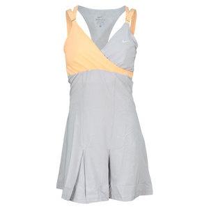 NIKE Women`s Maria Statement Ace Tennis Dress $85 #tennis #dress