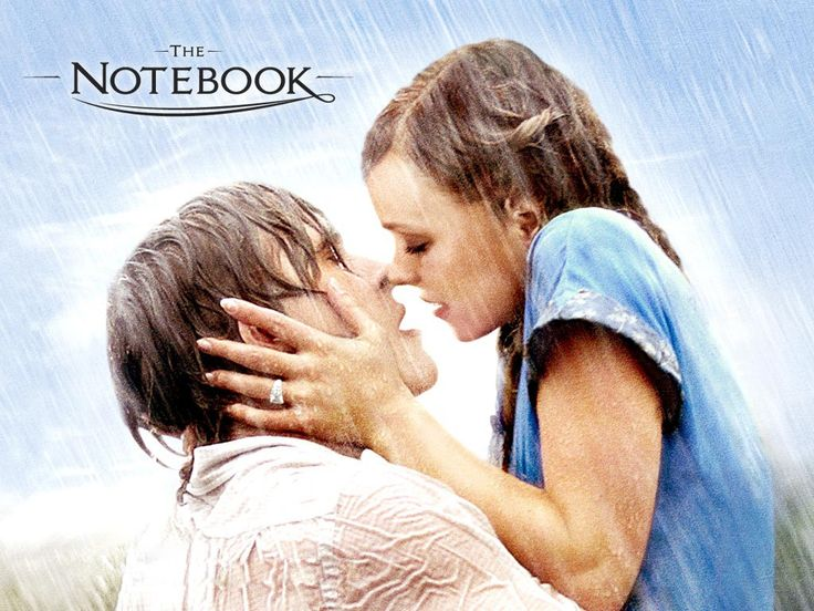 The Notebook - What a film.