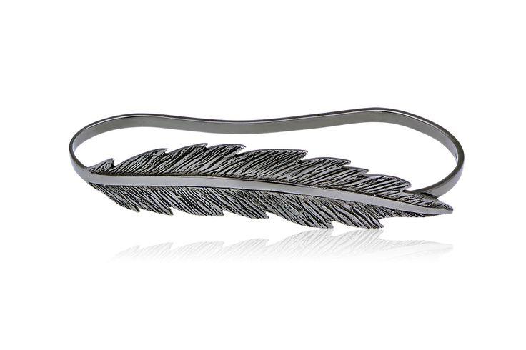 Βραχιόλι παλάμης από οξειδωμένο ασήμι 925 Palm cuff made by oxidized silver 925. Price: 115€ http://www.angelsdiamonds.com/en/kosmimata/braxiolia/braxioli_palamhs_ftero.html