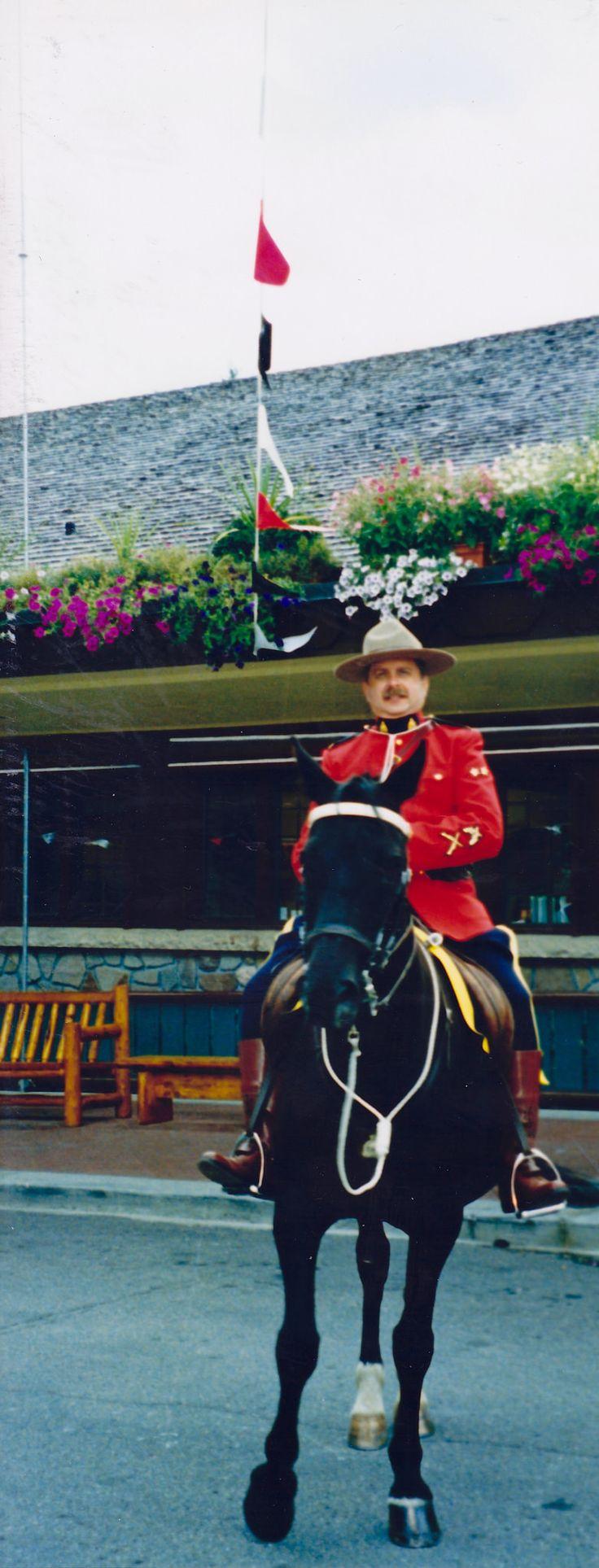 https://flic.kr/p/tsBxAz | Royal Canadian Mounted Police, Fairmont Jasper Park Lodge