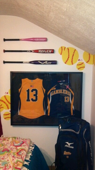 find this pin and more on softball bedroom decor by lostsockdesigns