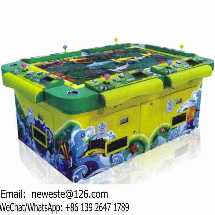 18890.00$  Watch here - http://aliura.worldwells.pw/go.php?t=32784703418 - 10pcs, Amusement Ocean Star Arcade Fishing Shooting Casino Gambling Game Machine