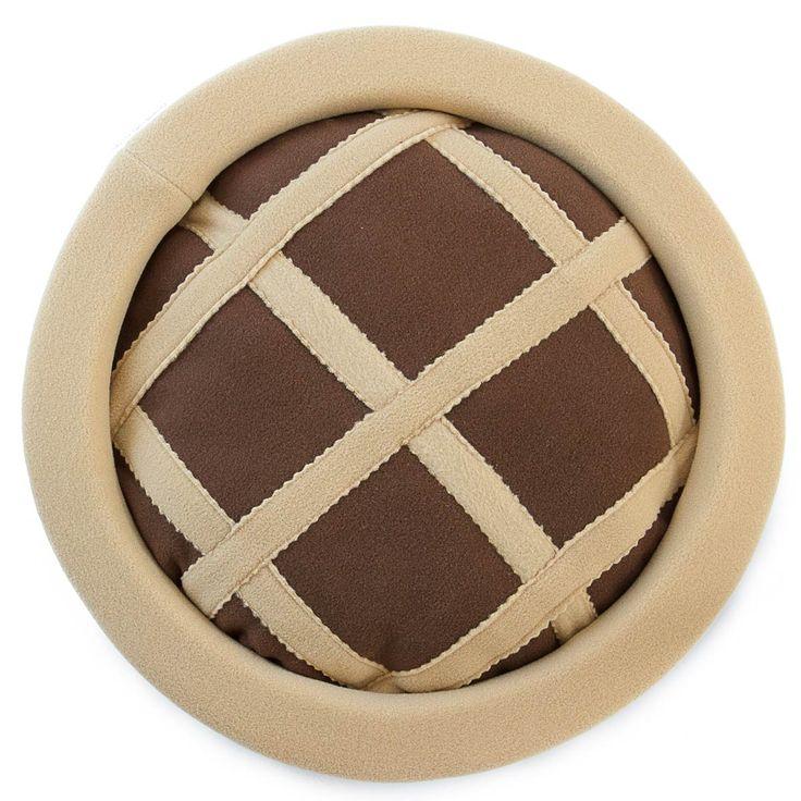 Una morbidissima crostatina a forma di cuscino! http://www.carillobiancheria.it/cuscino-biscotto-baioccoso-loriginale-m236-p-10199.html